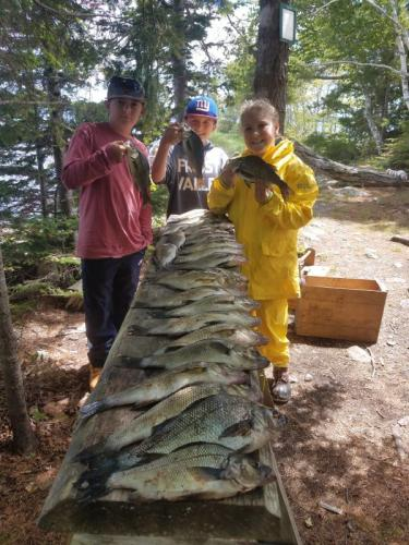 Maine Guided fishing services