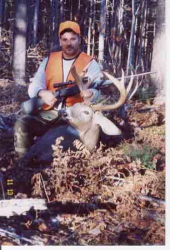 Downeast Maine whitetail guide services