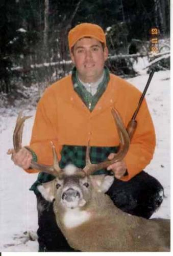 Maine whitetail guide service