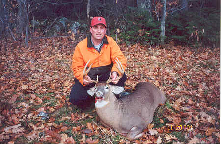 Maine guided hunting service